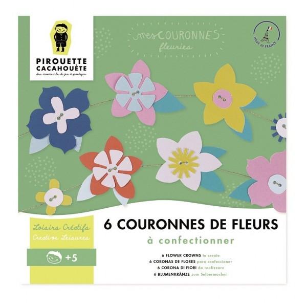 COURONNES FLEURIES
