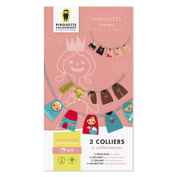 COLLIERS 3 CONTES